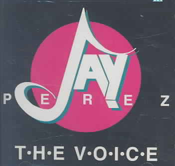 VOICE BY PEREZ,JAY (CD)