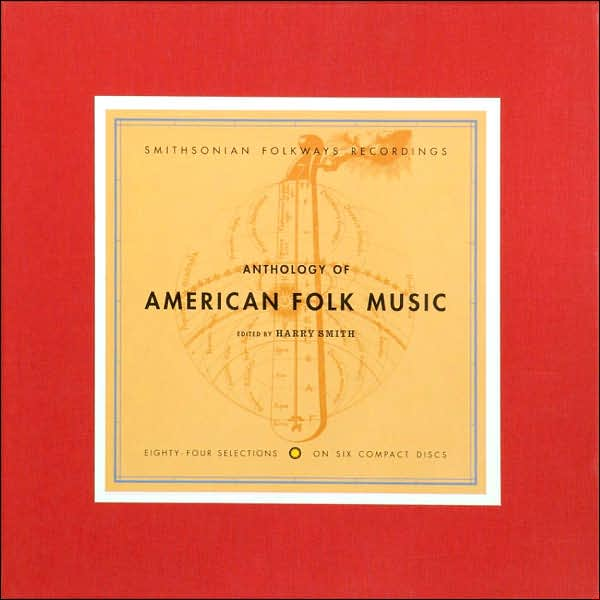 ANTHOLOGY OF AMERICAN FOLK MUSIC (CD)